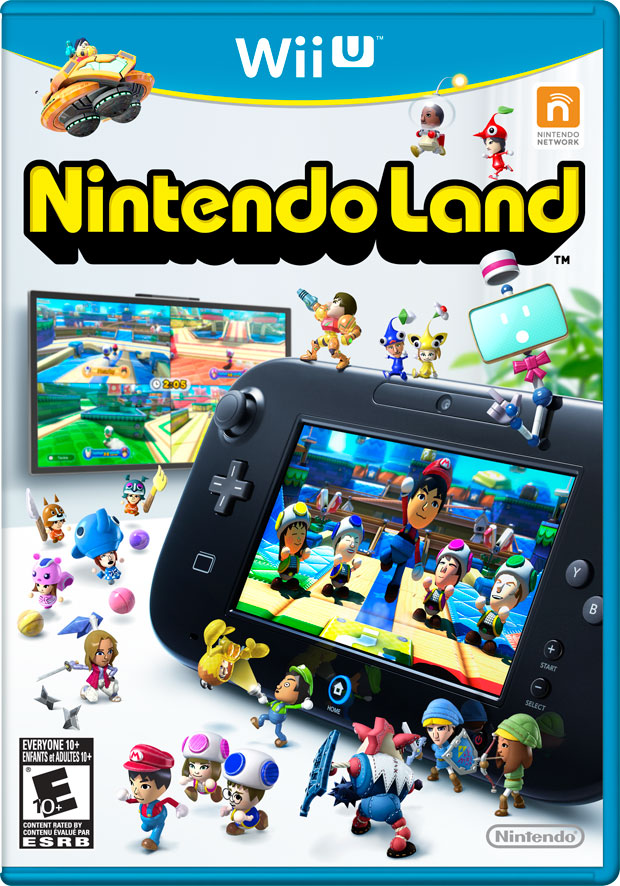 Nintendo Land Review: A Wii U Tutorial in Game Form