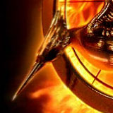 The Hunger Games: Catching Fire Motion Poster is Ablaze