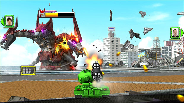 Tank! Tank! Tank! Review: Wii Worthy Game on Wii U