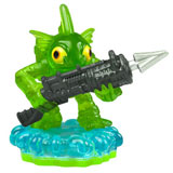 Skylanders Green Gil Grunt Exclusive Now Available at Walmart