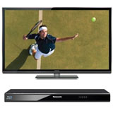 Free Blu-ray 3D Player with Panasonic 50″ Plasma 3D TV at Amazon