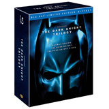 The Dark Knight Rises and Batman Trilogy Blu-ray Pre-Orders on Fire