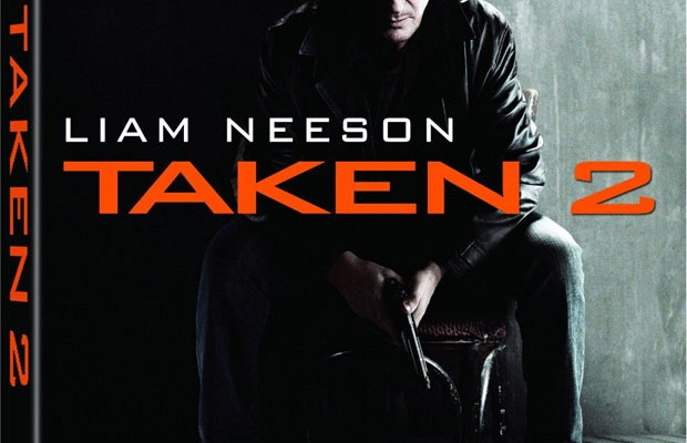 Taken 2 Blu-ray Release Date, Details and Cover Art
