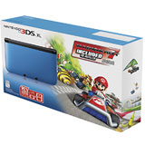 Nintendo 3DS XL Mario Kart 7 Bundle with $20 Gift Card Deal