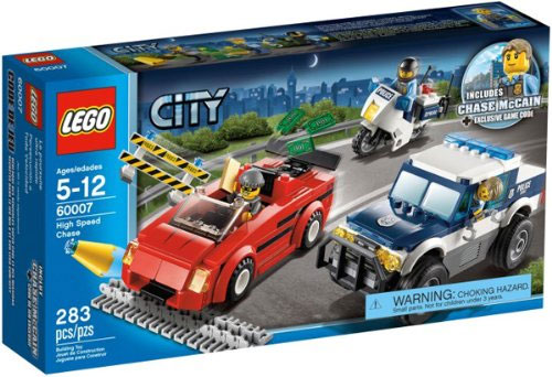 Lego City Undercover DLC Coming Via Lego City Police High Speed Chase Toy