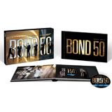 Bond 50 Blu-ray Bestselling 2012 Box Set with $50 Million in Sales