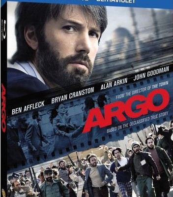 Ben Affleck's Argo Blu-ray Release Date, Details and Cover Art