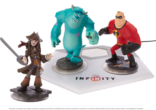 Disney Infinity Aims High with Toy and Game Hybrid: First Screens and Trailer