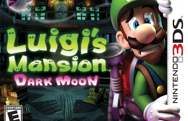 Luigi's Mansion: Dark Moon 3DS Scares Up a Release Date