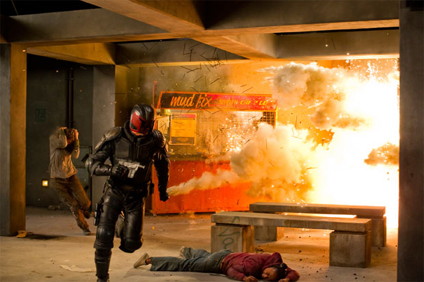 A Conversation with Dredd Director Pete Travis