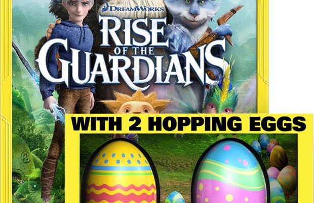 Rise of the Guardians Blu-ray 3D Release Date, Details and Pre-Order