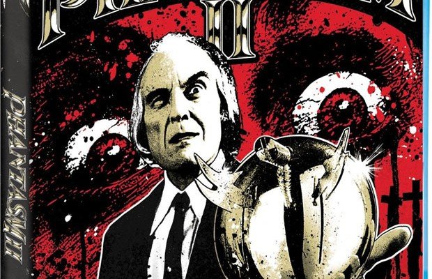 Scream Factory Details Phantasm II and From Beyond Collector's Edition Blu-rays