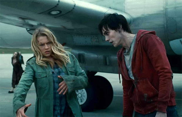 Warm Bodies Review: Nicholas Hoult Shares Zombie Love