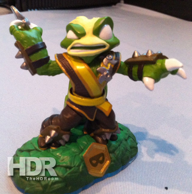 Skylanders Swap Force Protoype Pics for Freeze Blade, Stink Bomb and Night Shift