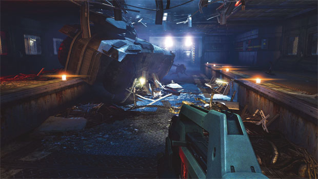 Aliens: Colonial Marines Review: Desperately Seeking a Bug Hunt