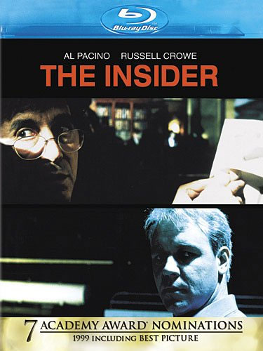 The Insider Blu-ray Review