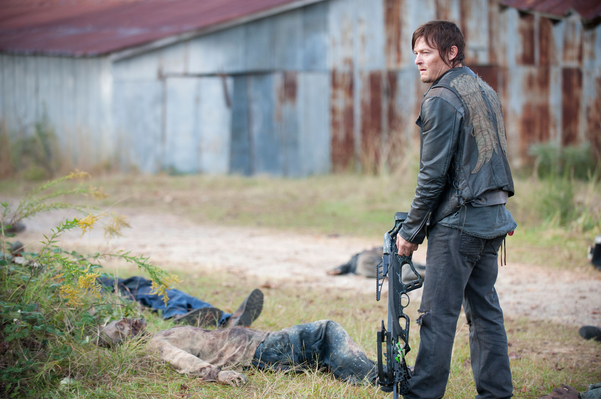 The Walking Dead Season 3 Episode 315 'This Sorrowful Life' Images and  Footage