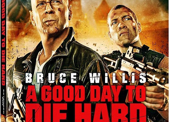 A Good Day to Die Hard Blu-ray Release Date, Details and Pre-Order