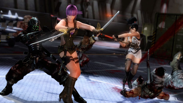 Ninja Gaiden 3: Razor's Edge Review: Ryu Refined