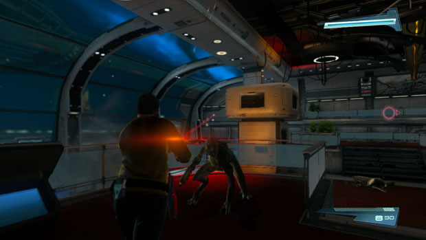 Star Trek The Video Game Review: Beam Me Out, Scotty