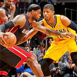 Watch NBA Playoffs 2013 Game 1 Free Live Online Stream: Indiana Pacers at Miami Heat