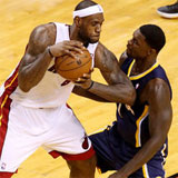 Watch 2013 NBA Playoffs Game 7 on TNT Free Live Online Streaming: Indiana Pacers at Miami Heat
