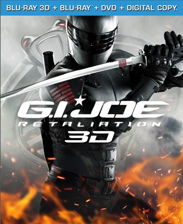 G.I. Joe: Retaliation Blu-ray 3D Release Date, Details And