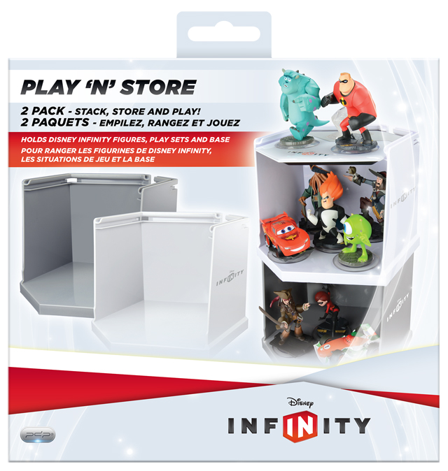 Disney Infinity PDP Accessories Revealed