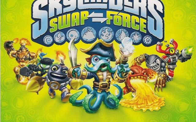 Skylanders Swap Force Tower of Time Adventure Pack with Popthorn Revealed