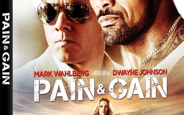 Pain & Gain Blu-ray Release Date, Details, and Pre-Order