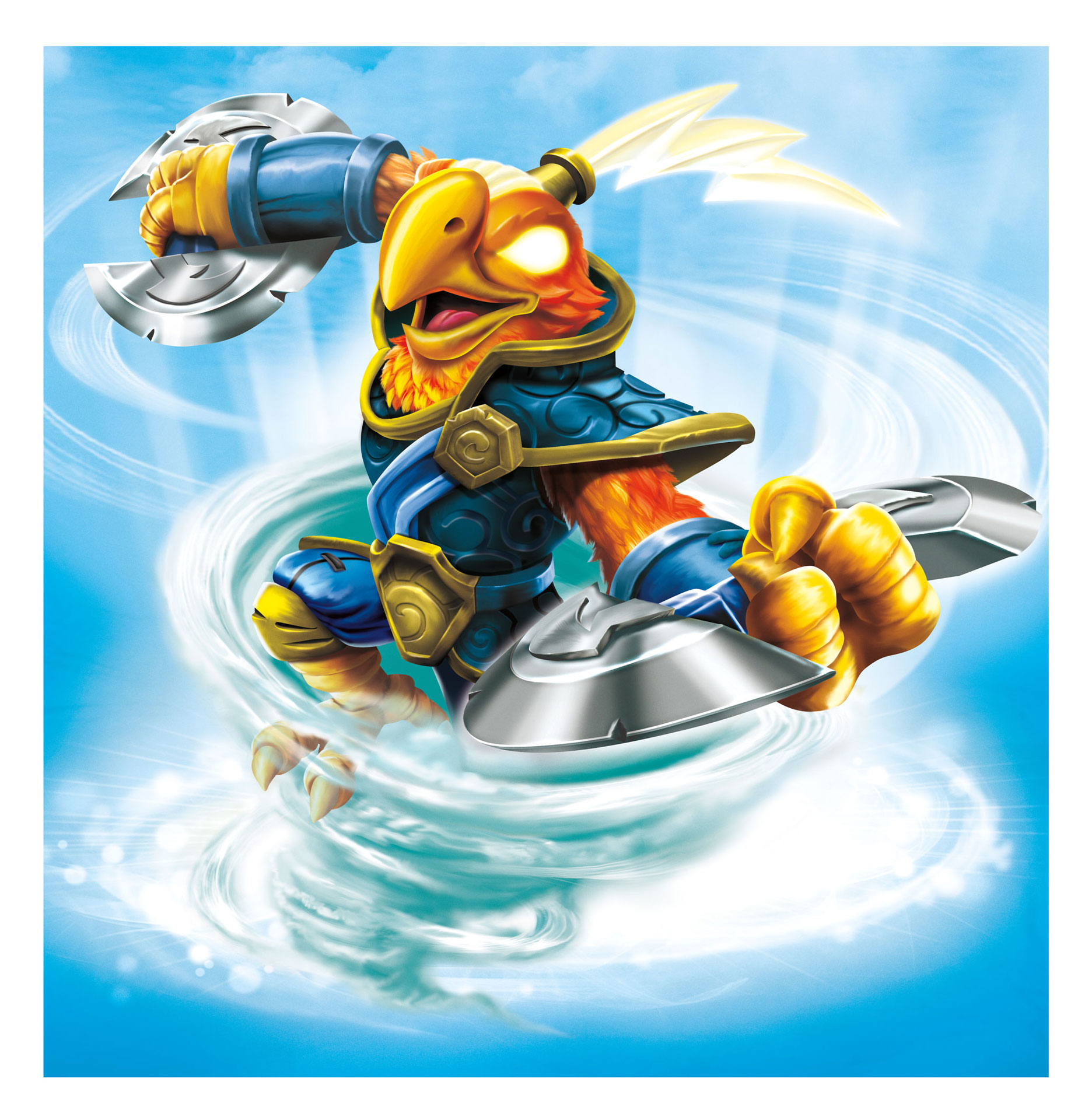 Skylanders Swap Force Free Ranger