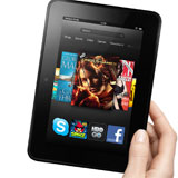 Amazon Kindle Fire HD 7″ Deal: July 4th Sale Saves $30 (Update 2)
