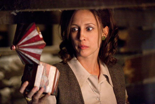 The Conjuring Review: Creepy Good Fun