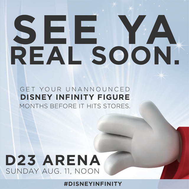 Disney Infinity Mickey Mouse Sorcerer's Apprentice Figure Teased for D23 Giveaway