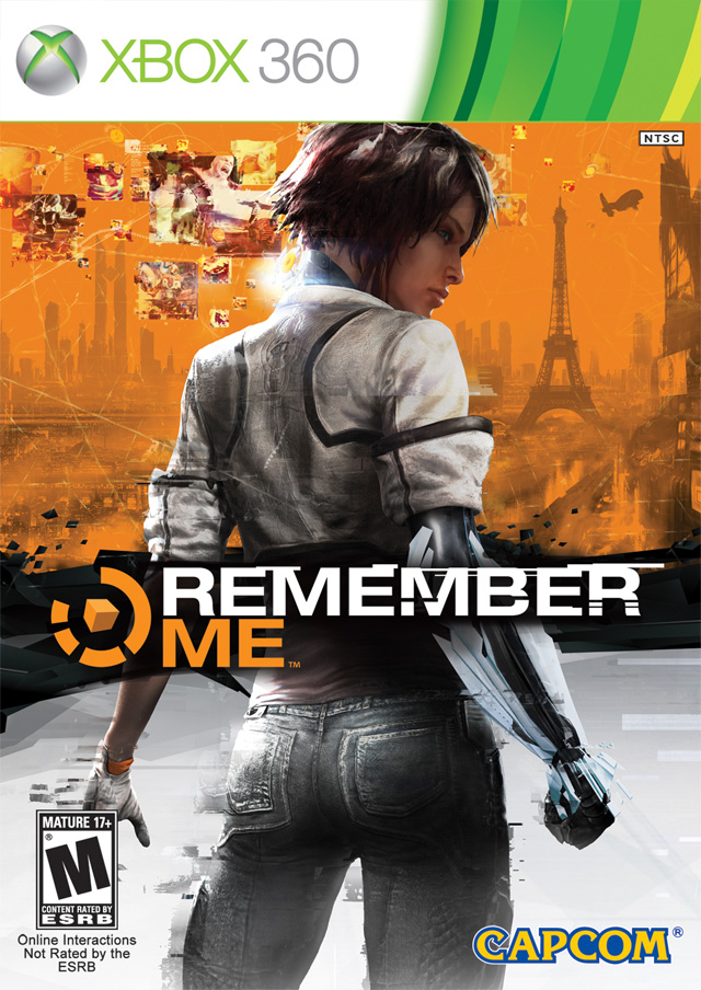 Remember Me Review: Potential Forgotten