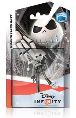Disney Infinity Jack Skellington Figure Timed GameStop Exclusive in October