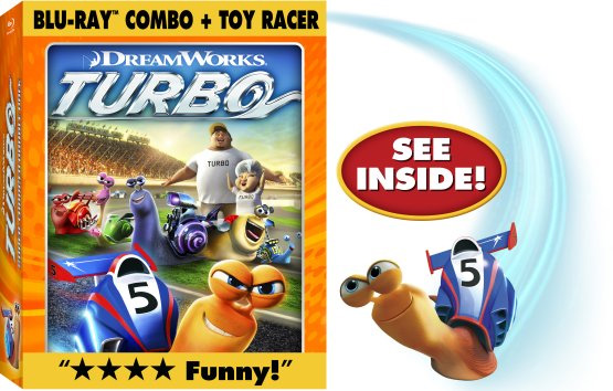Turbo Speeds to Blu-ray on November 12 - TheHDRoom