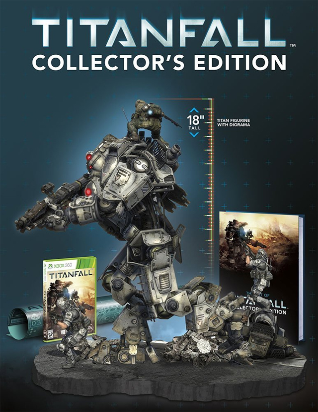 Titanfall Release Date and Collector's Edition Pre-Order ...