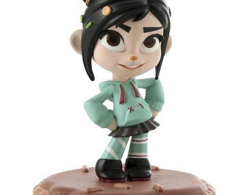 Disney Infinity Vanellope and Wreck-It Ralph Coming This Month as Store Exclusives