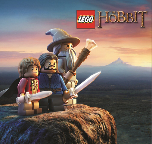 Lego The Hobbit Video Game Coming in 2014