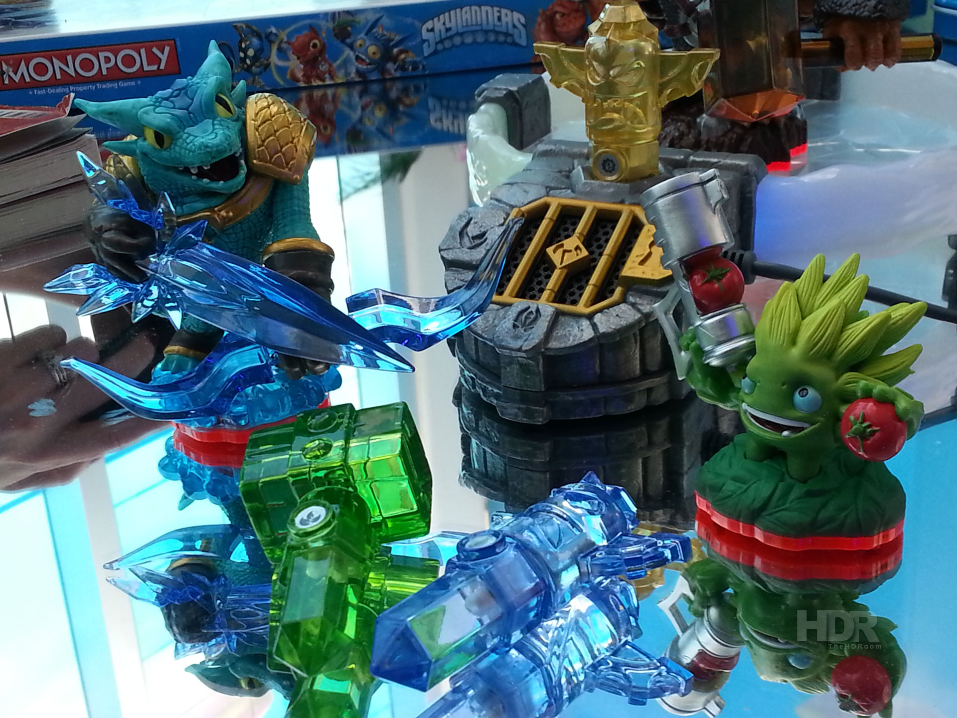 Skylanders Trap Team: The Traps Will Not Be Packaged in Blind Bags