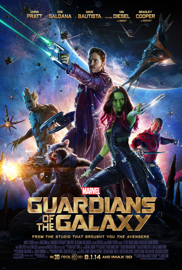 Guardians of the Galaxy Vol 2 - Film - The Guardian