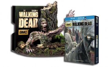 The Walking Dead Season 4 Blu-ray Limited Edition