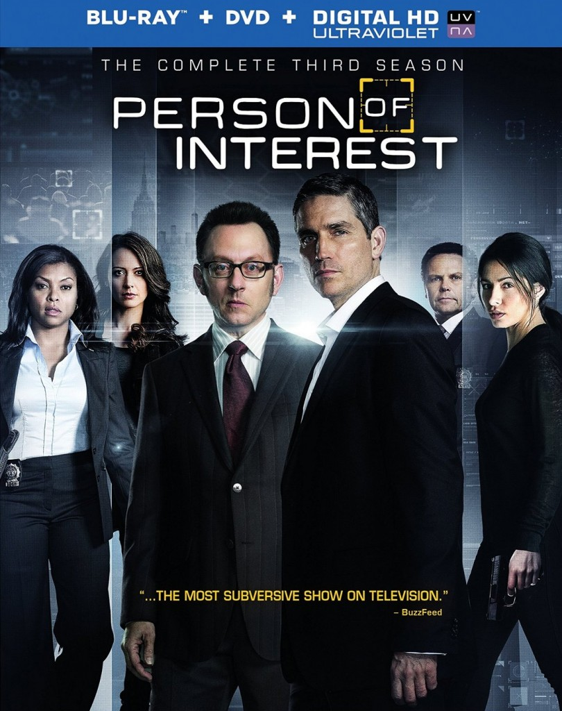 Person of interest premiere date in Perth
