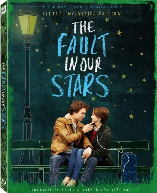 the fault in our stars bluray release date and extended
