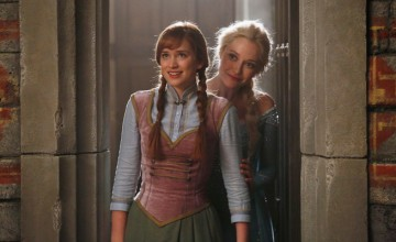 Anna and Elsa Once Upon a Time images