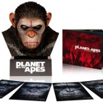 Dawn of the Planet of the Apes Caesar's Warrior Collection Blu-ray