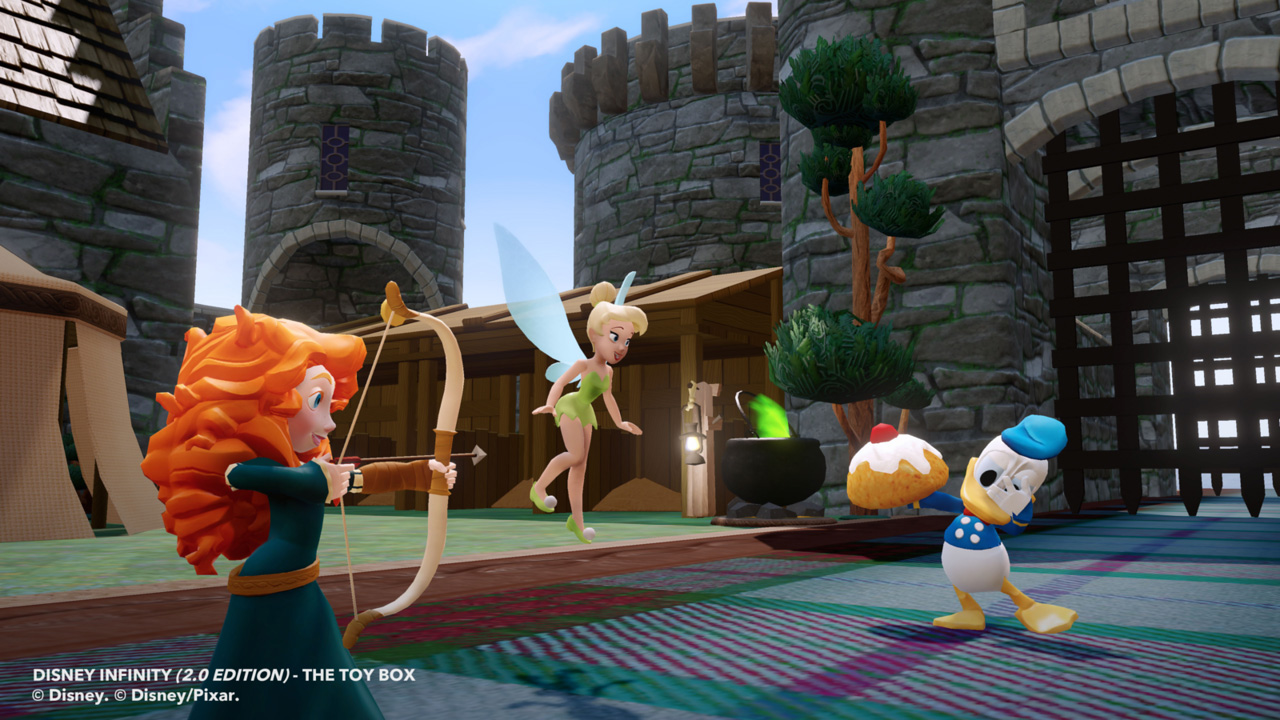 donald duck waddles onto disney infinity 20 thehdroom