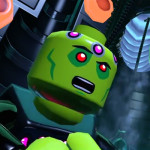 Lego Batman 3: Beyond Gotham Brainiac trailer
