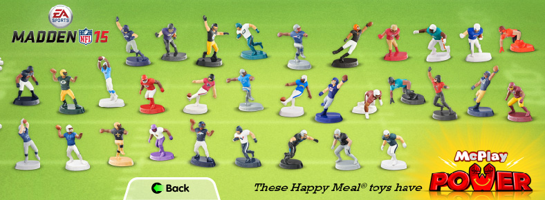 Madden Nfl 15 Happy Meal Toys Unkind To Falcons And